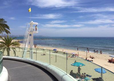 Playa Postiguet, Postiguet Beach
