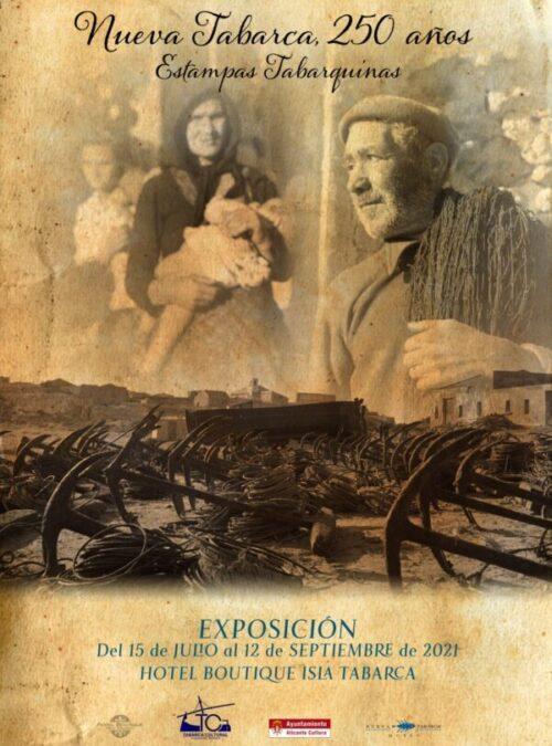 EXPOSICIÓN «NUEVA TABARCA, 250 AÑOS. ESTAMPAS TABARQUINAS»