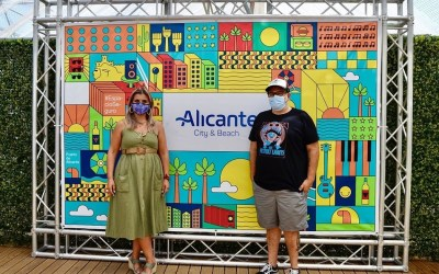 El Ayuntamiento apuesta por el turismo musical con el Escenario Alicante City & Beach de Muelle 12
