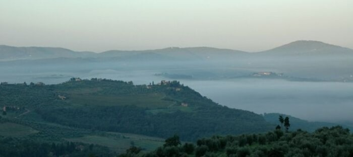 Toskana-Nebel