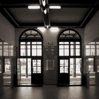 Bahnhof Nordhausen-Zum Bahnsteig