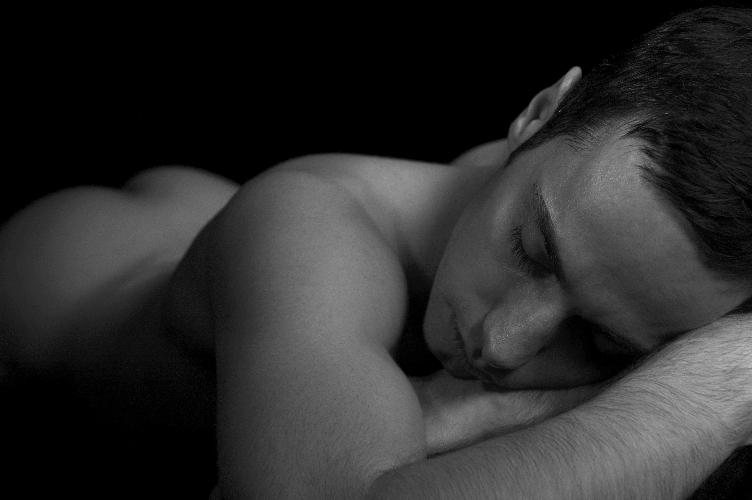 ...sleeping...