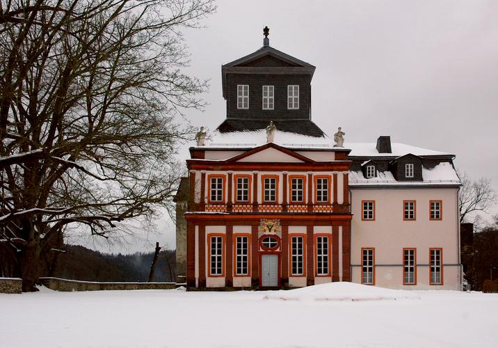 Schwarzburg   Kaisersaal