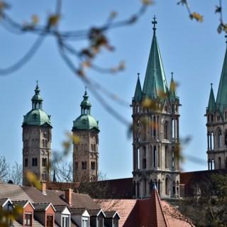 Frühling in Naumburg