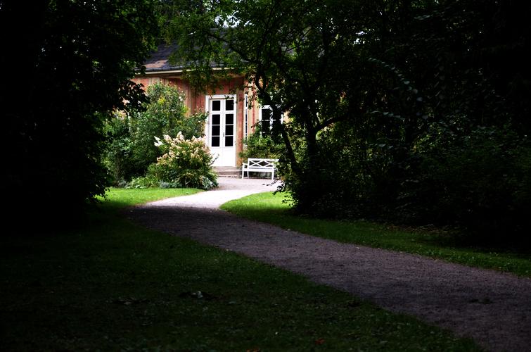 Teepavillon Tiefurt