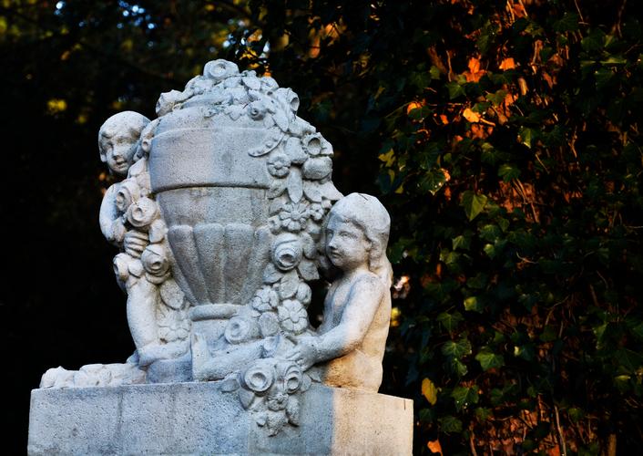 Friedhof Arnstadt - Putten