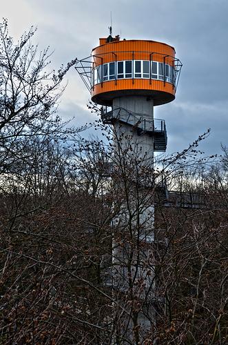 Hainich - Baumkronenpfad - Turm