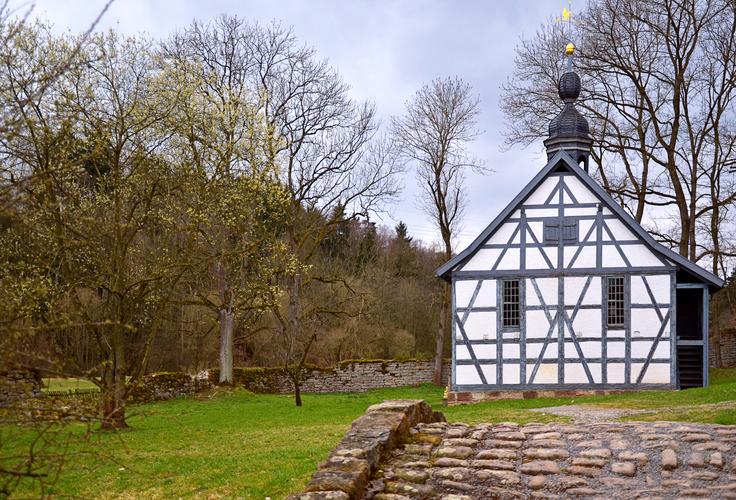 Kloster Veßra - Totenkopfkapelle