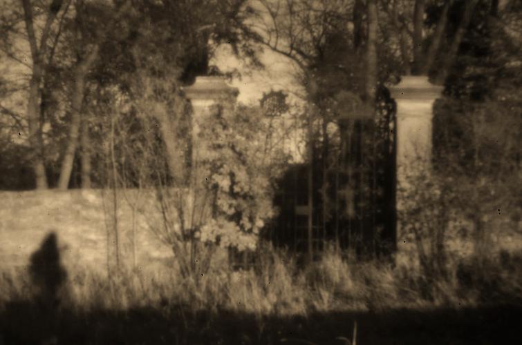 Schatten am Tor [HolgaLens]