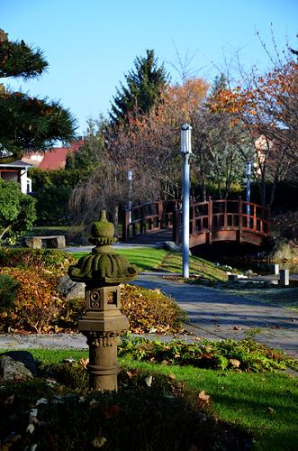 Bad Langensalza - Japanischer Garten (Detail)
