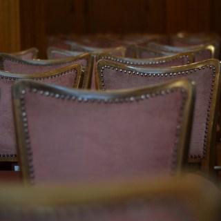 Essen-Villa Hügel im Festsaal