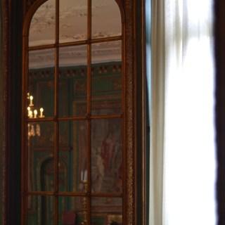 Essen-Villa Hügel (Spiegelung)