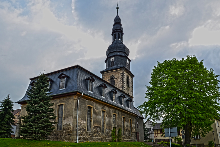 Kirche zu Wüllersleben