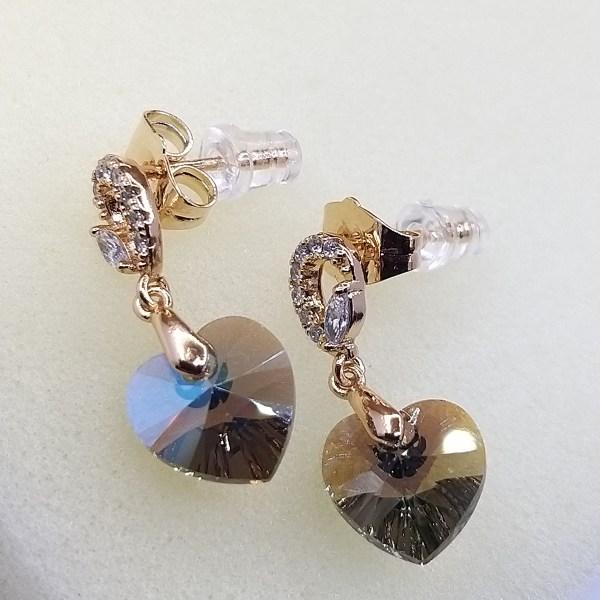 Элитная бижутерия с кристаллами сваровски