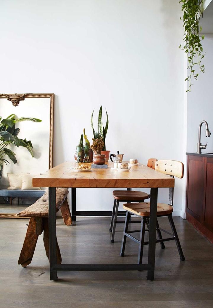 dining room photo from design sponge