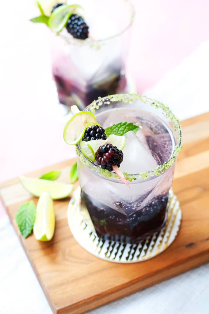 Roundup of 20 Favorite Summer Cocktails to try!