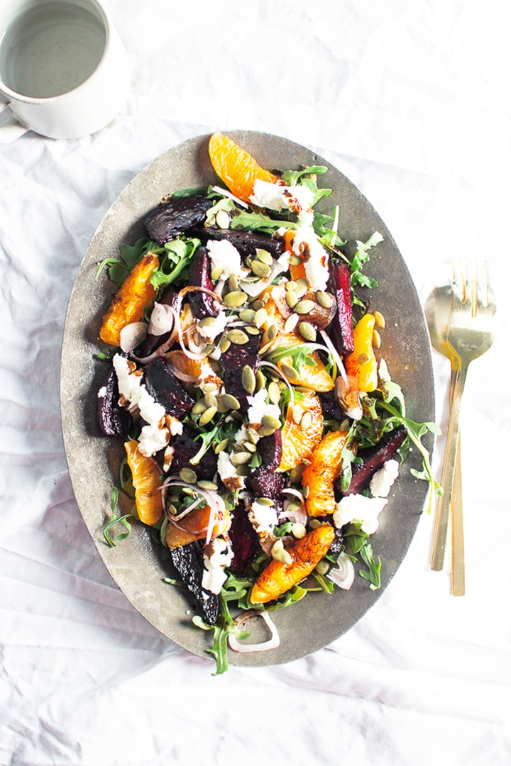 The flavors of autumn in these Favorite Fall Salad Recipes!