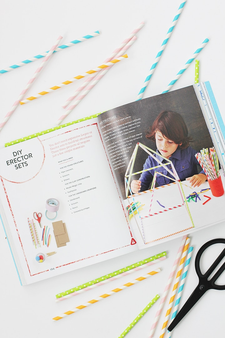 Project Kid: Crafts That Go Book