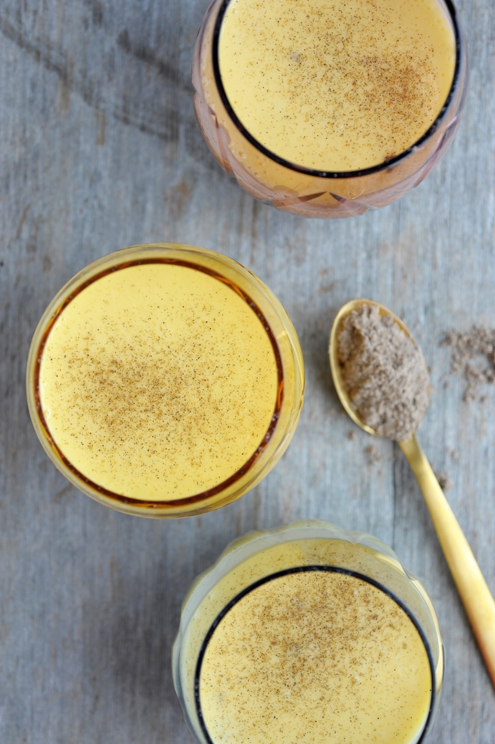 Delicious recipe for mango lassis