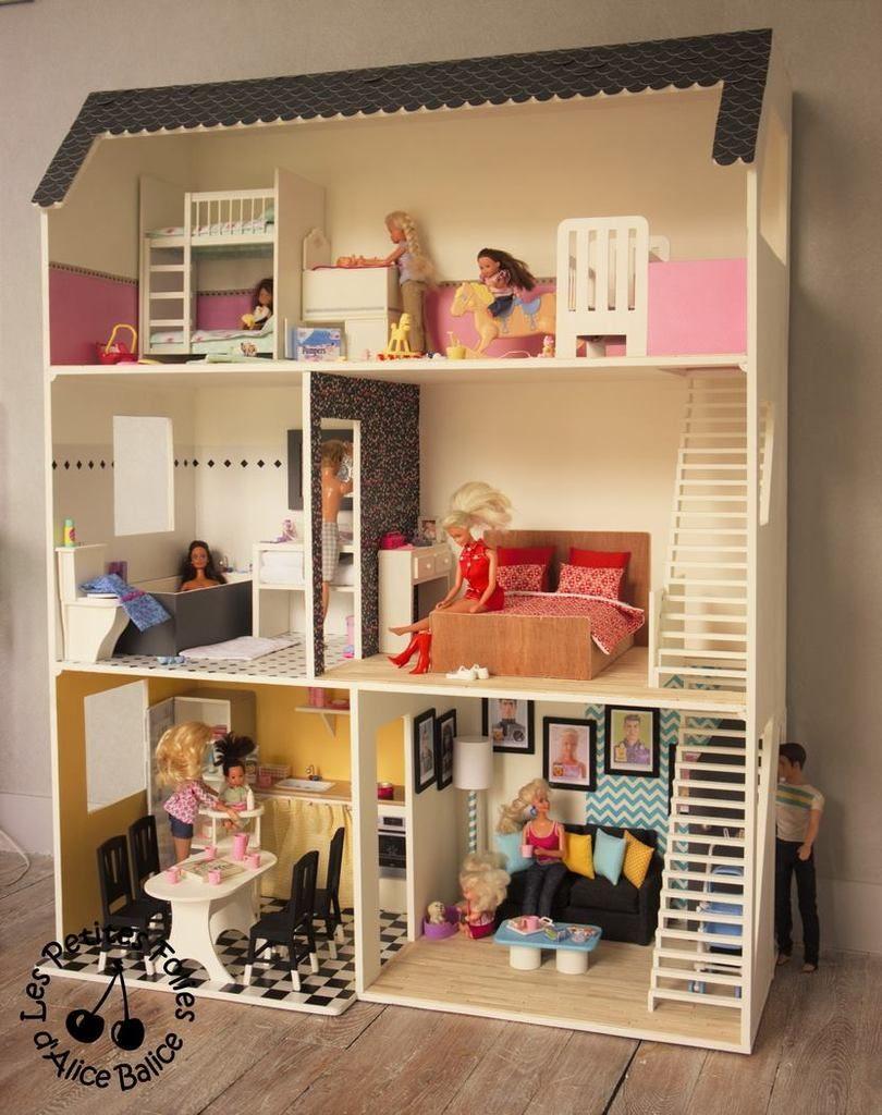 Maison Enfant Carton Excellent Maison En Carton