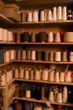 matières premières bobines de fils