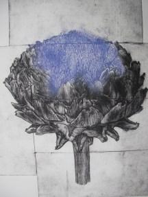 """""""Le lotus du trégor"""", Alice Heit 2016."""