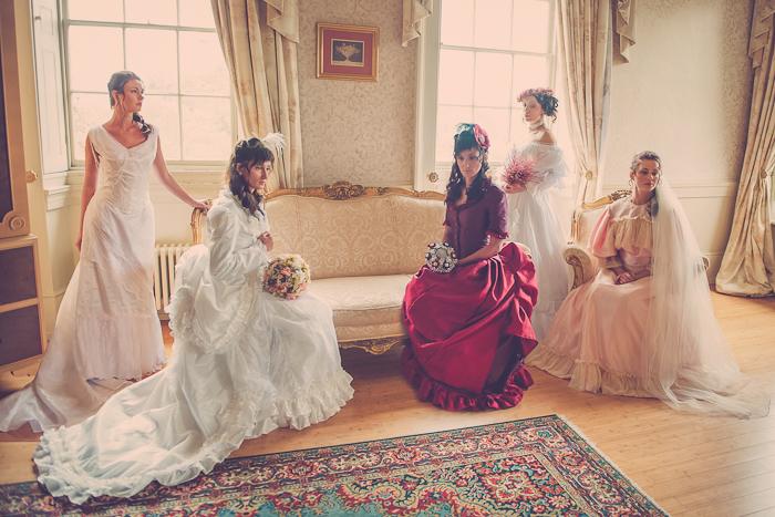 Wedding style A Victorian styled wedding  Alice In Weddingland Wedding Blog