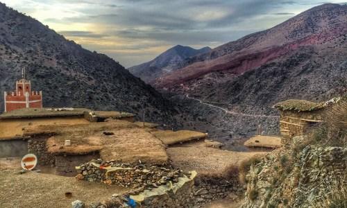 community mosque building atlas berber morocco