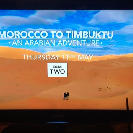 BBC2 Morocco to Timbuktu An Arabian Adventure