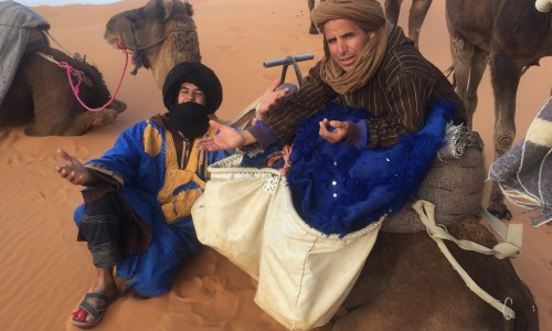 Morocco to Timbuktu: An Arabian Adventure Alice Morrison BBC2