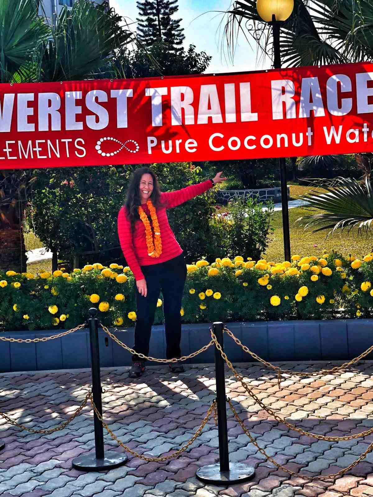 Alice Morrison Everest Trail Race