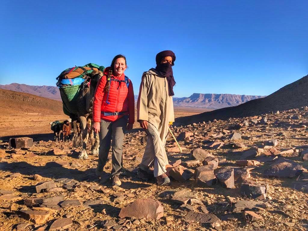 Draa Expedition Alice Morrison