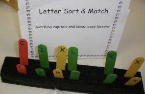 LetterSortMatchSign