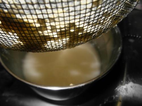 bouillie de mais