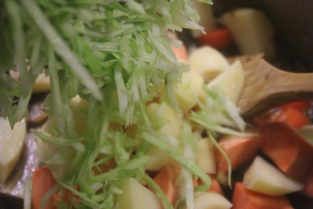 Thiou à la viande – Ragoût sénégalais