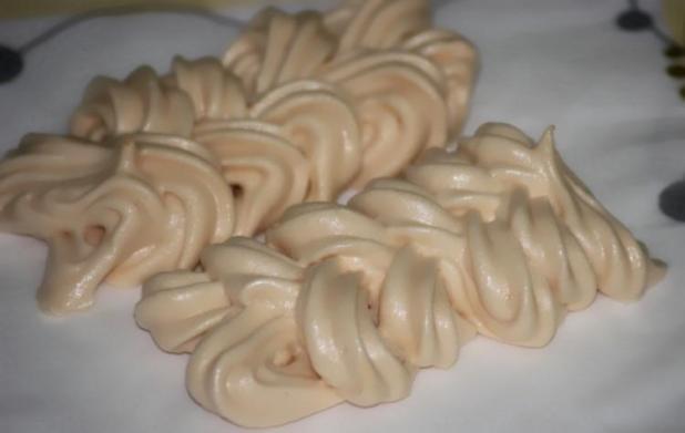 la meringue italienne