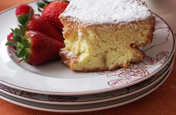l'american sponge cake
