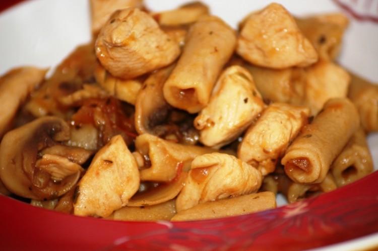 macaronis au poulet (8)