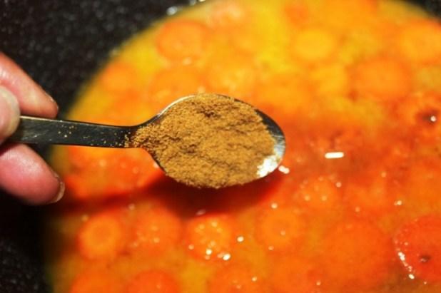 velouté de carottes à l'orange (1)
