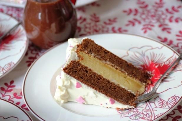 gâteau au chocolat blanc et chocolat au lait (23)