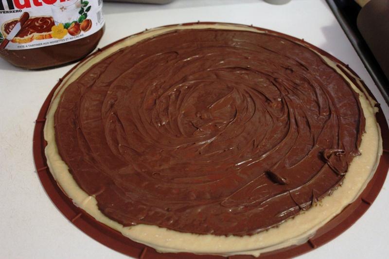 pizza chocolat et poire (5)