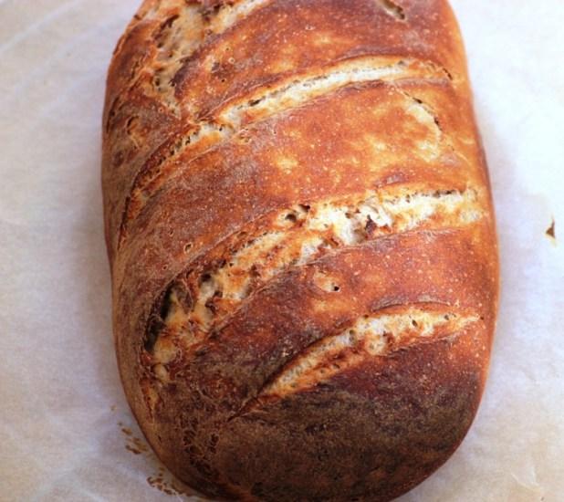pain levé à la banane (7)