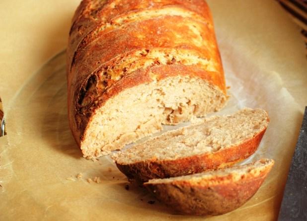 pain levé à la banane (9)