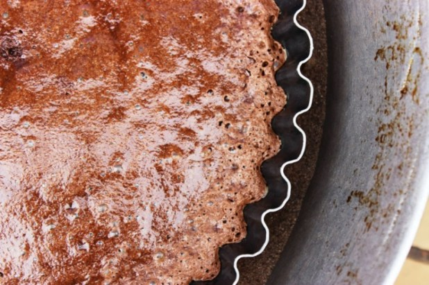 fondant au chocolat sans four