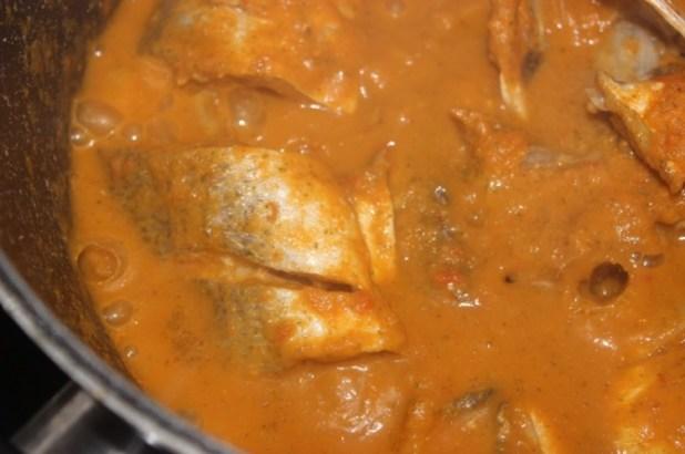poisson et riz sauté à la tomate (7)