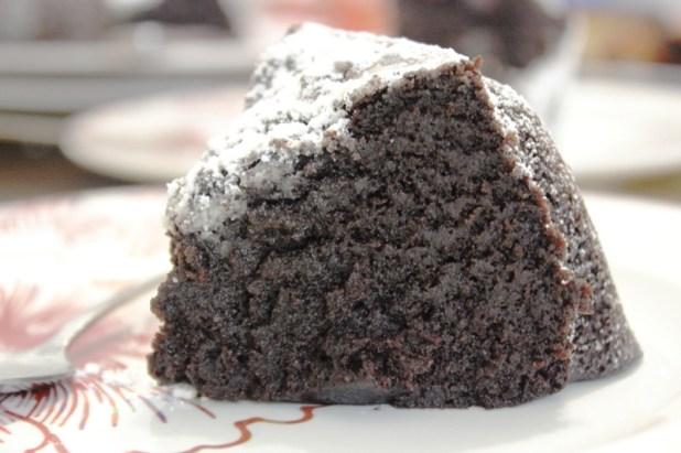 Moelleux au chocolat cuit vapeur