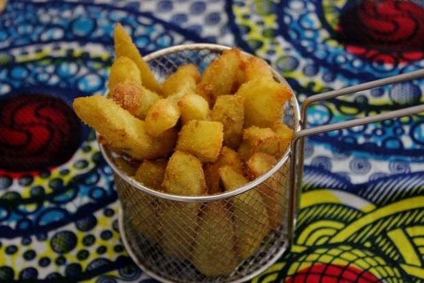 potatoes au curry