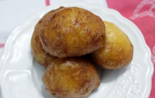 beignets de patate douce