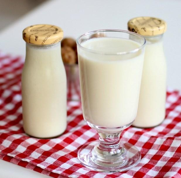 Kossam (yaourt à boire) au lait de coco