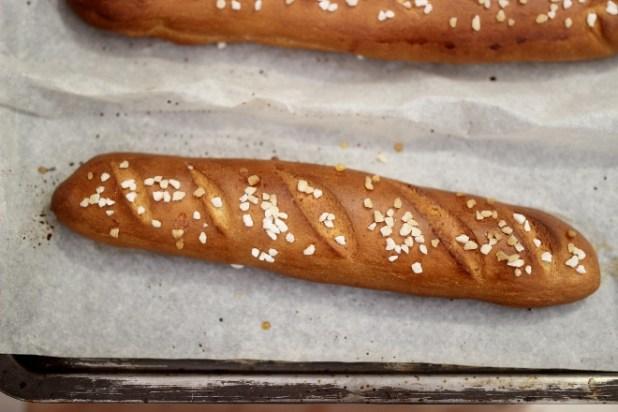 baguette briochee